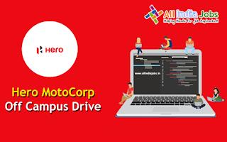 Hero Motocorp Off Campus