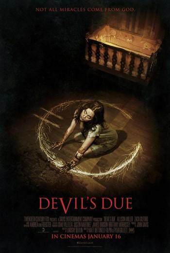Heredero del Diablo DVDRip Latino