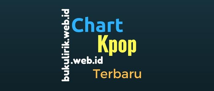 Chart Lagu Kpop Terbaru