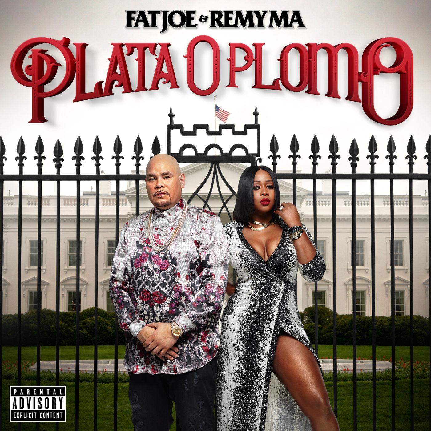 Fat Joe & Remy Ma - Plata O Plomo Cover