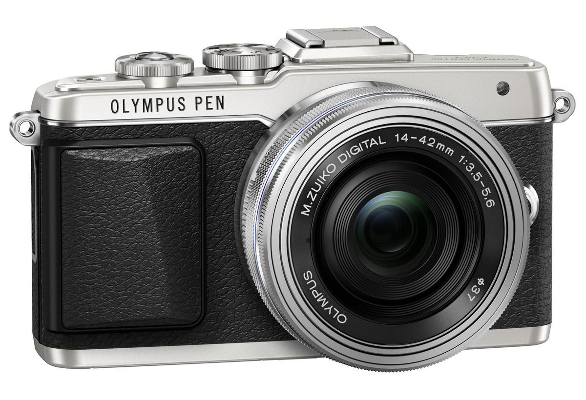 The new Olympus PEN E-...