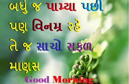 Good Morning Love Quotes In Gujarati Good Morning Gujarati Suvichar
