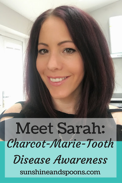 Meet Sarah: Charcot-Marie-Tooth Disease Awareness