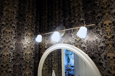 ceiling mount wall vanity light Ikea