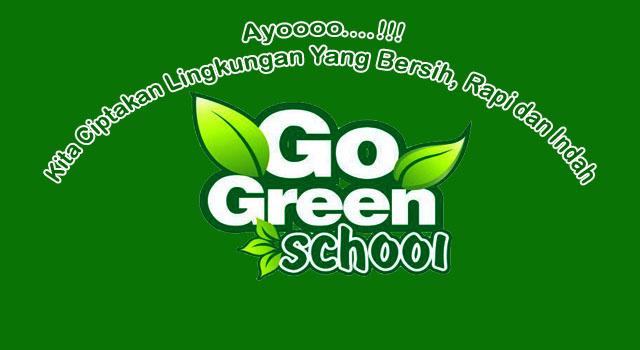 SMP 4 Bae Kudus Go Green School