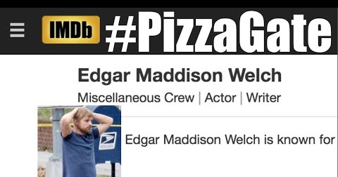 "#PizzaGate ""Shooter"" is an Actor – His Father Works for the Feds"