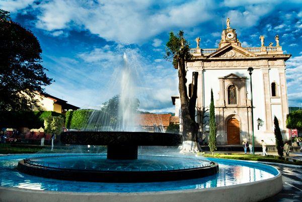 Uruapan, capital mundial del aguacate