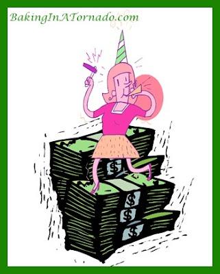 Fee Schedule | www.BakingInATornado.com | #MyGraphics