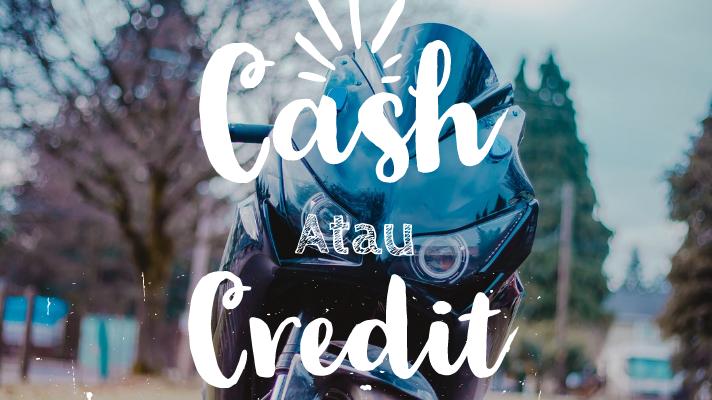 Lebih Baik Kredit Motor atau Beli Cash?