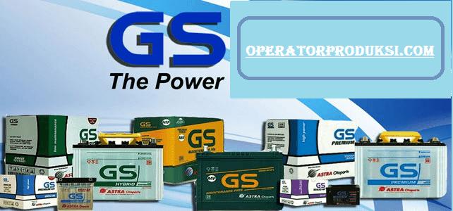 Lowongan Kerja PT. GS Battery - Posisi Operator Produksi
