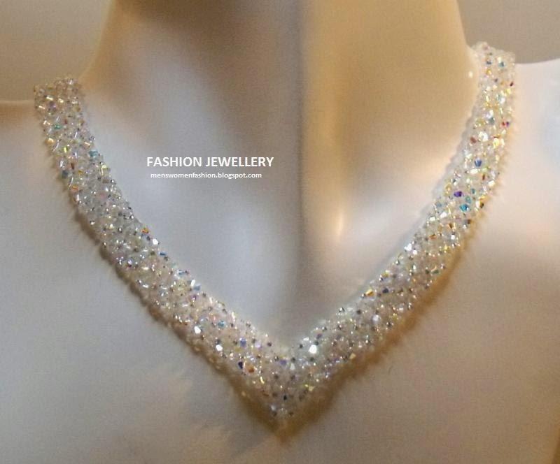 Montenegro Pearl Fashion White Gold Wedding Jewelry 94 Fashion