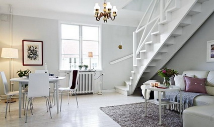 10 ideas to take advantage of the stairwell 5