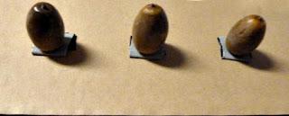 acorn Thanksgiving decor