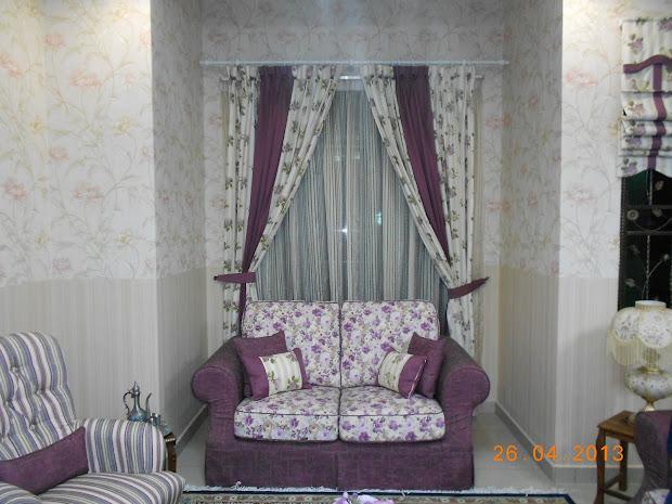 Hiasan Ruang Tamu English Style Desain Rumah Minimalis