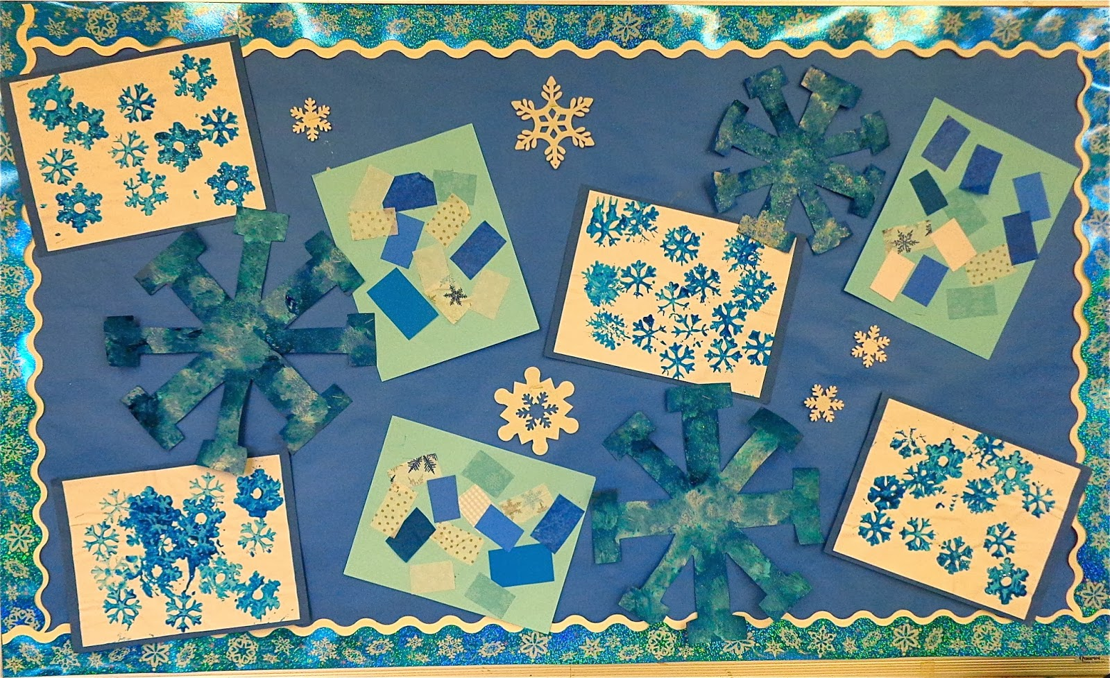 Terrific Preschool Years Winter Wonderland