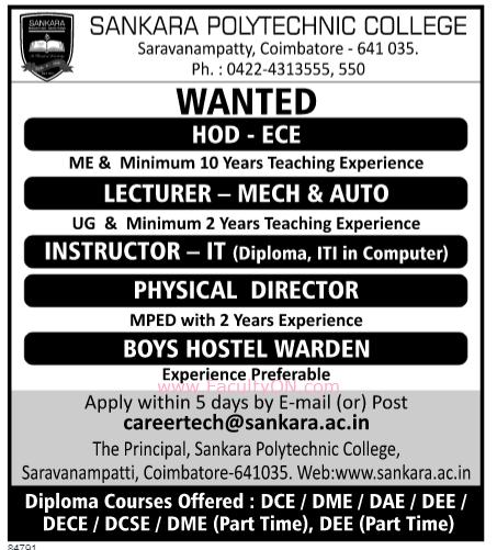 View Job Vacancy Today Jobs In Coimbatore Gif