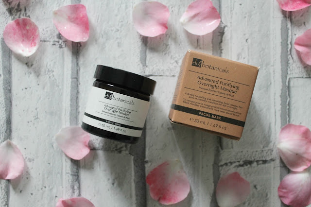 Dr Botanicals Overnight Masque and Facial Oil Review*, Sponsored, Review, Beauty Review, Facial Oil, Overnight Mask, Masque, Moroccan Rose, Dr Botanicals Moroccan Rose Superfood Facial Oil, Advanced Purifying Overnight Masque, Skincare, Vegan Skincare, Natural Skincare,