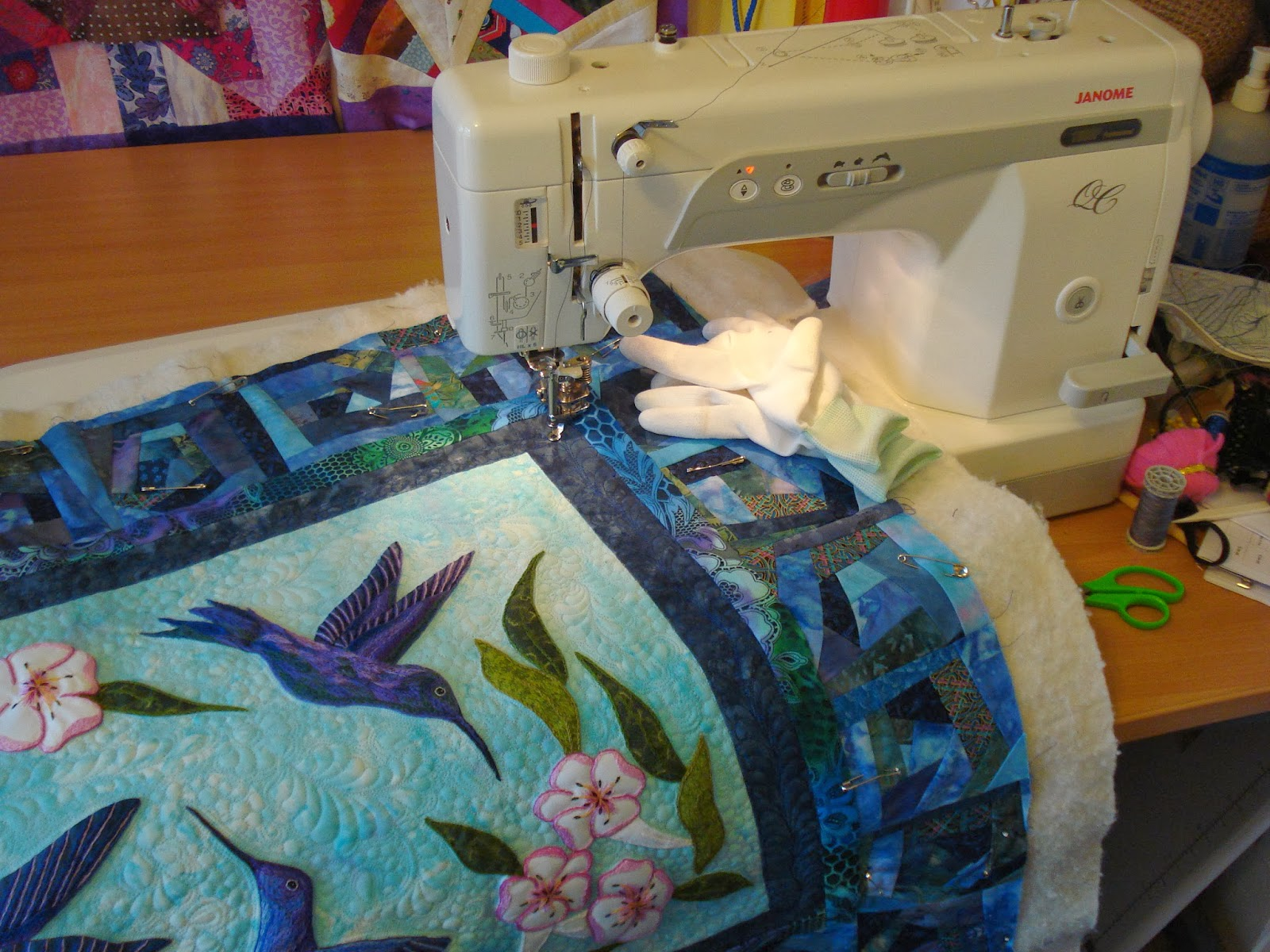 The Nifty Stitcher Bloggers Quilt Festival Fall 2013