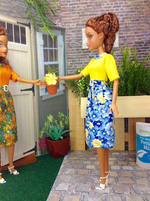 Garden Love and Flower Power