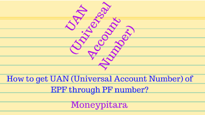 UAN (Universal Account Number)