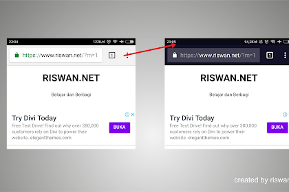 Cara Mengubah Warna Address Bar Situs di Browser Mobile