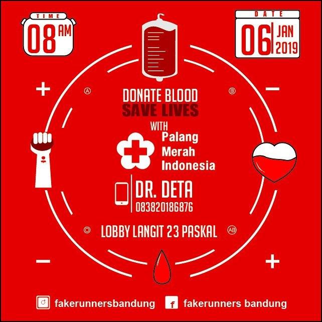 Donor Darah Amazing Fakerace 2.0 • 2019