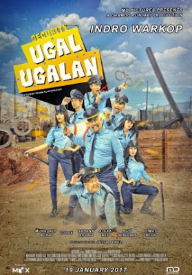 Download Film Security Ugal - Ugalan (2017) Full Movie