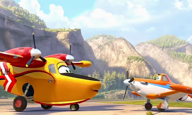 Planes Fire and Rescue sequel Disney