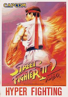 street fighter ii 2 sf2 streetfighter turbo hyper fighting 1993