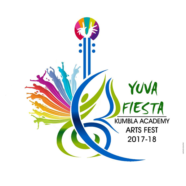 Kerala, News, Kasargod, Kumbala, Kumbla Academy, Fine Arts Day, Youth Festivel, Yuva Fiesta: Fine Arts day logo released.