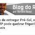 """Blogueiro petista acusa PF e MPF de trabalharem pela """"quebra dos grandes frigoríficos brasileiros"""""""