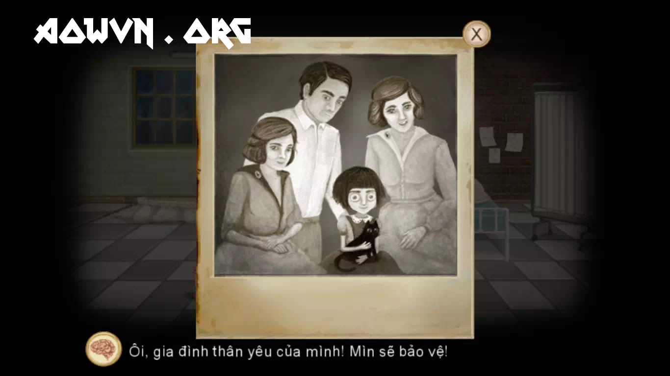 fran bow viet hoa game android ios aowvn%2B%25282%2529 - [ HOT ] Fran Bow Chapter 1 Việt Hóa | Game Android Giải Đố Kinh Dị Tuyệt Hay