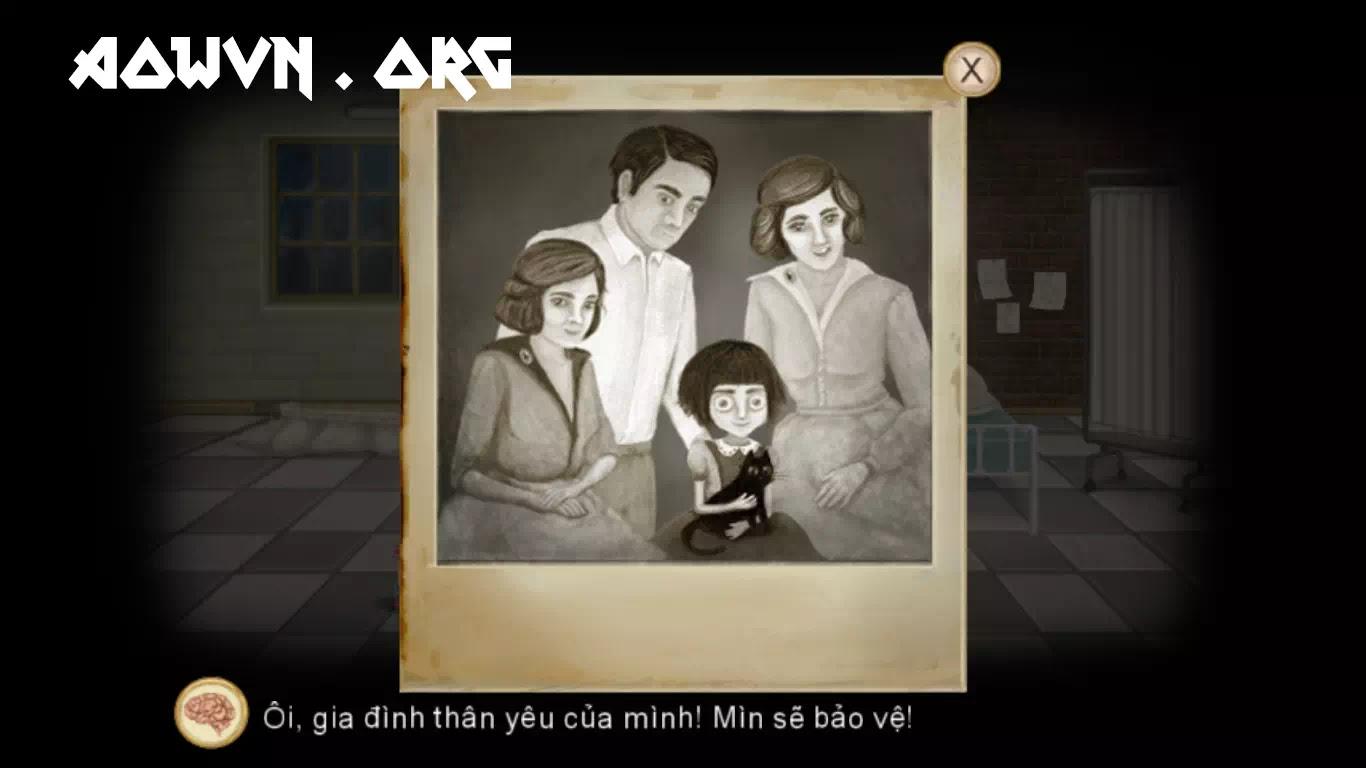 fran bow viet hoa game android ios aowvn%2B%25282%2529 - [ FIX ] Fran Bow Việt Hóa Full 5 Chapter | Game Android Giải Đố Kinh Dị Tuyệt Hay