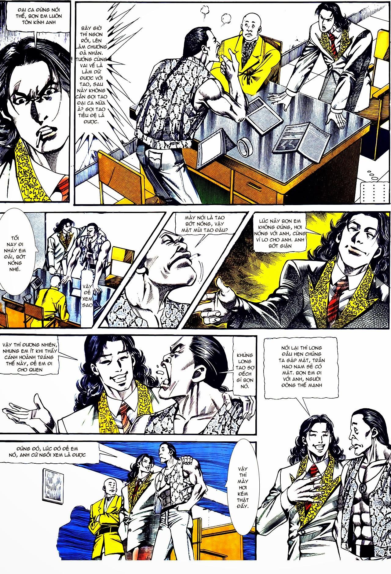 Người Trong Giang Hồ chapter 121: phong khởi vân dũng trang 12