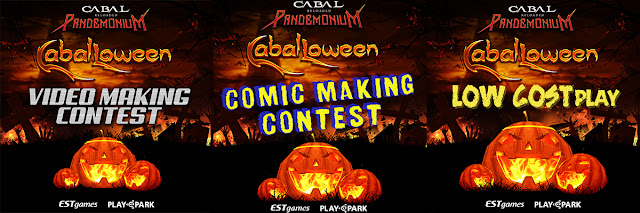 CABALbalaghan | CABALoween Special Events | November 2018