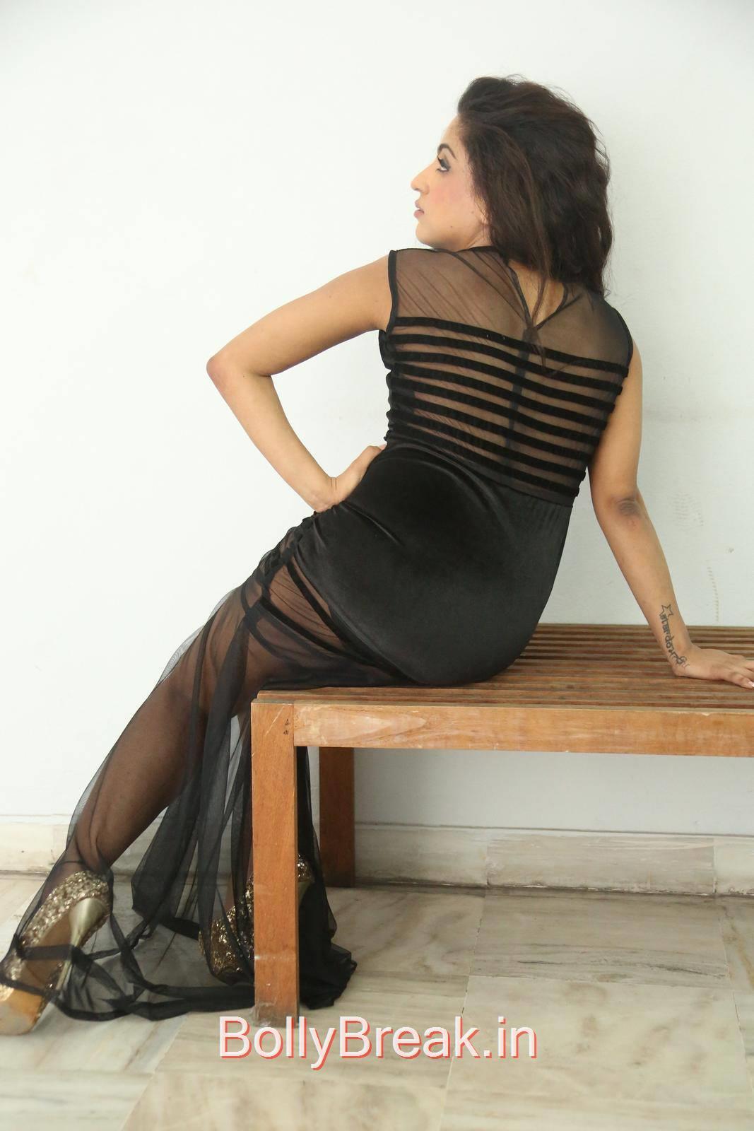 Virti Khanna Stills, Virti Khanna Hot Pics from Calling Bell Movie Audio Launch