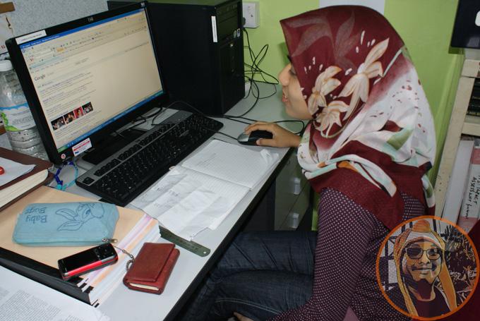 Tips untuk blogger IPT update blog setiap hari