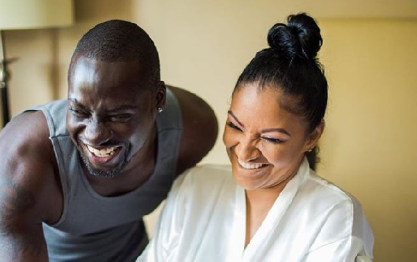 Actor Chris Attoh's new wife shot dead in the U.S .