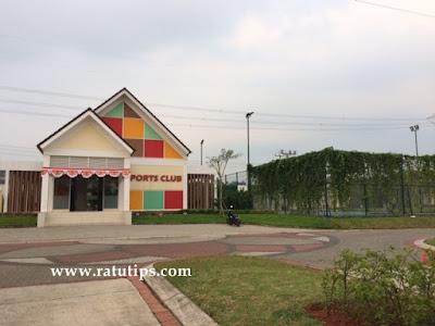 Dijual MURAH Rumah Baru SERPONG LAGOON Cluster LOTUS GARDEN Semi Furnished