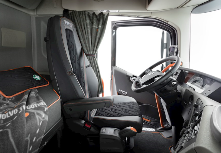 The Limited Edition Truck Also Embodies How The Volvo Fh Has Been And Remains An Innovation Leader