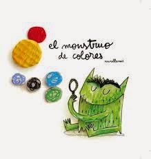 El Monstruo De Colores Club Peques Lectores Cuentos Y