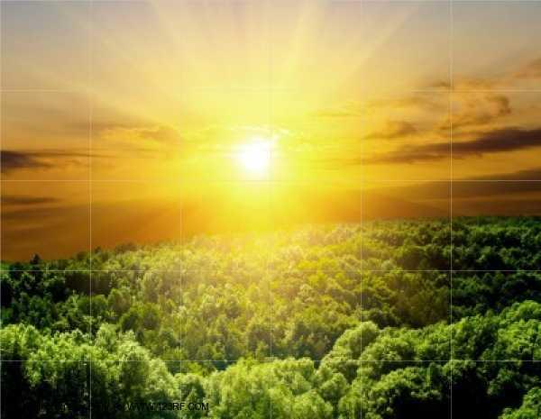 3 Manfaat Sinar Matahari