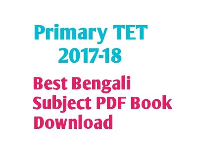 Primary Tet Question Pdf