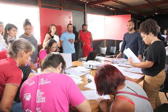 CODHAB e UNICEUB entregam 35 projetos de arquitetura para famílias do Sol Nascente