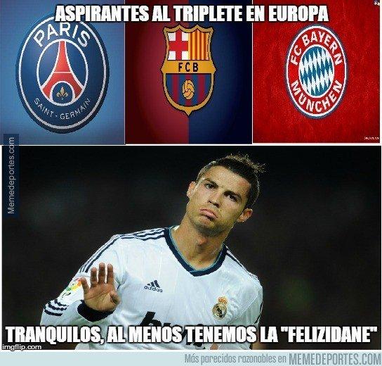 Memes Sorteo Cuartos Champions League 2016