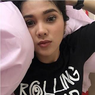 Foto Instagram Raya Kitty Terbaru