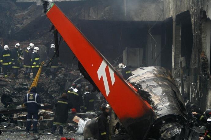Valor de R$ 30 milhões será pago pela Airbus, mais de dez anos após o acidente | Foto: Daniel Kfouri / AFP / CP Memória