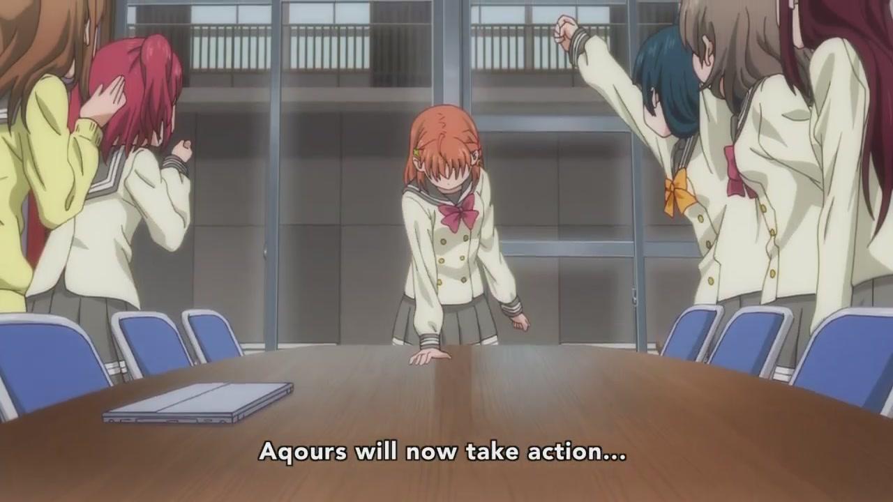 Enam minggu yang lalu ketika anime love live sunshine masih belum ditayangkan ada banyak keraguan dari banyak orang apakah serial ini akan berhasil