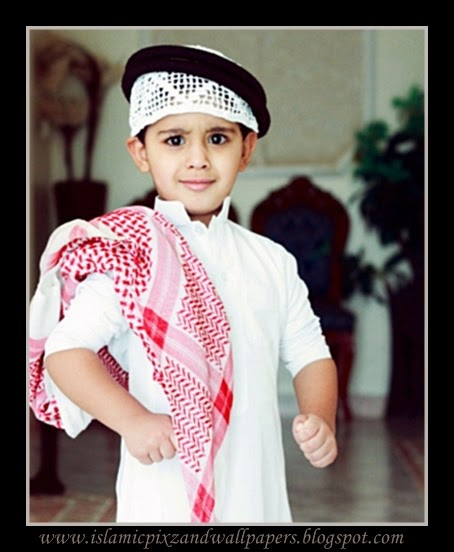Islamic Pictures And Wallpapers: Muslim Babies Pictures