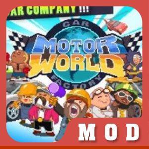 Motor World Car Factory - VER. 1.9036 Unlimited (Coins/Cash) MOD APK